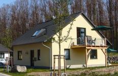 Haus Am Pappelwald Balkon