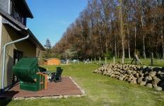 Haus Am Pappelwald Garten