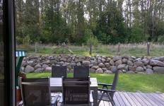 Die Wohnung 1 mit Garten