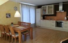 Küche in Wohnung 2
