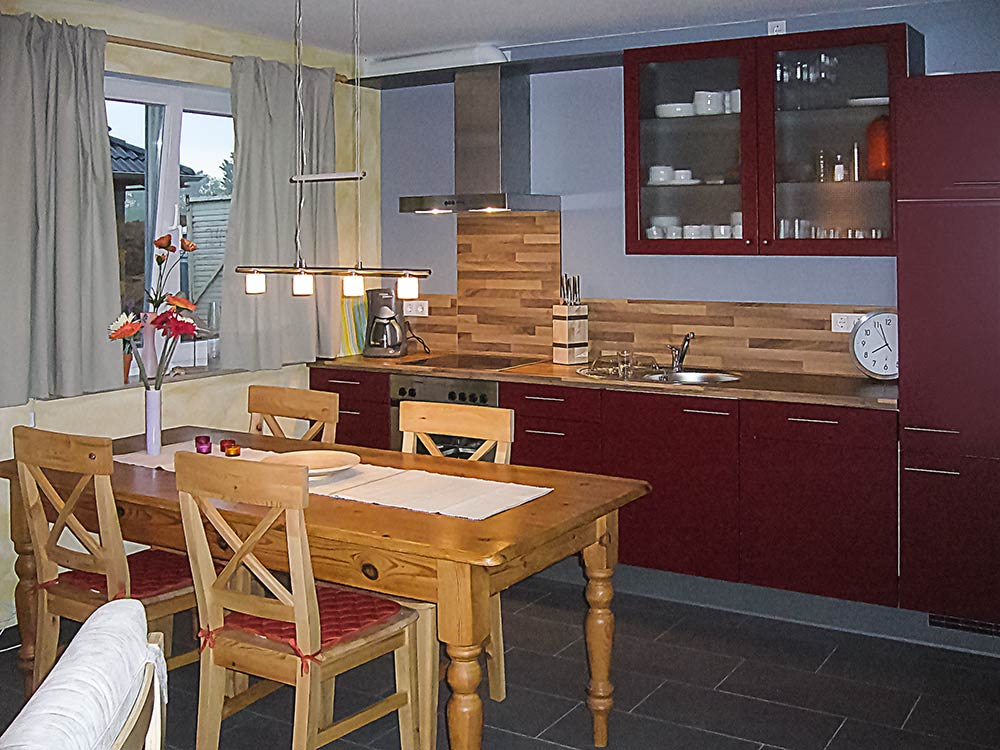 Flat No 4 - kitchen
