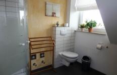 Badezimmer der Wohnung 6